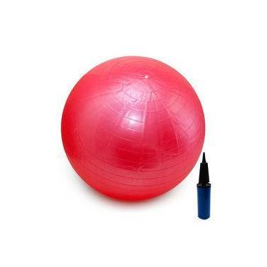 Bola Pilates Yoga Fitness 65cm C  Bomba Abdominal Ginastica fc5e2ad37aec3