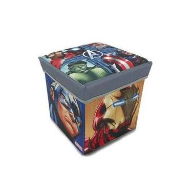 Porta Objeto Banquinho Avengers PJB18AV Zippy Toys