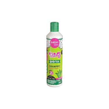 Shampoo Babosa To De Cacho Salon Line 300ml