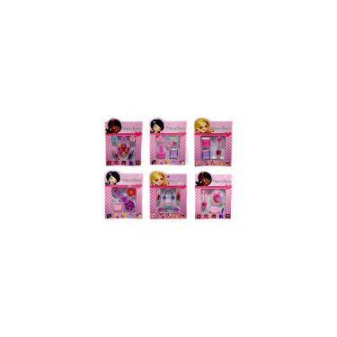 Imagem de Kit maquiagem infantil - discoteen