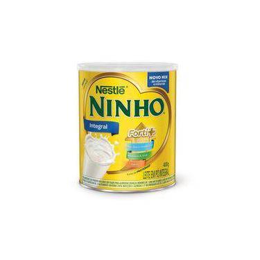 Leite Em Pó Ninho Integral Nestlé 400g