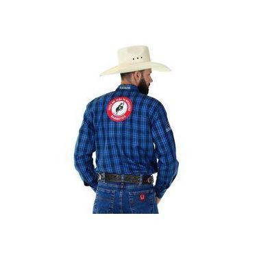 9d7253bc6f5 Camisa, Camiseta e Blusa R$ 49 a R$ 509 Camisa Azul Americanas ...