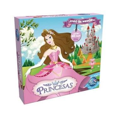 Imagem de Jogo da Memoria Princesas