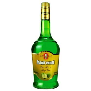Licor Fórmula Maçã Verde 720 ml
