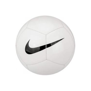 Bola de Futebol de Campo Nike Pitch Team - BRANCO/PRETO Nike