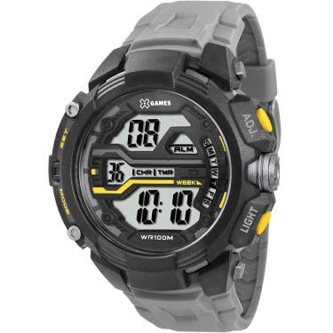 ae0ea848f4c Relógio Masculino Digital Esportivo X-Games - Xmppd341 Bxgx