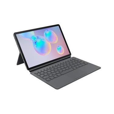 """Capa Teclado Oficial Samsung Para Galaxy Tab S6 10.5"""" T860 T865 - Tablet não incluso"""
