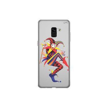Capa Personalizada para Samsung Galaxy A8 - CORINGA JOKER. - Quark