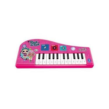 Imagem de Piano Infantil Candide LOL Surprise
