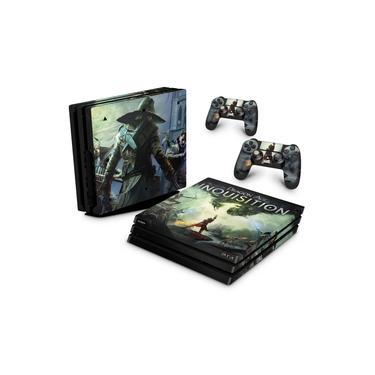 Skin Adesivo para PS4 Pro - Dragon Age Inquisition
