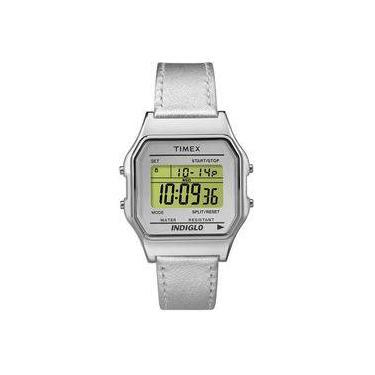 725192aca1e Relógio Timex Heritage Unisex TW2P76800WW N