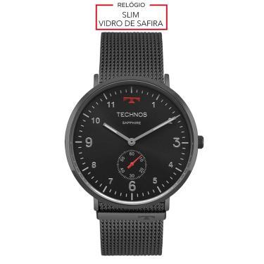 Relógio de Pulso Unissex Technos   Joalheria   Comparar preço de ... c62f4b1881