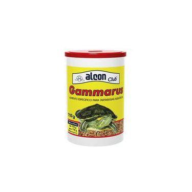 Alcon Gammarus 110g Ração Para Tartaruga Camarão Desidratado