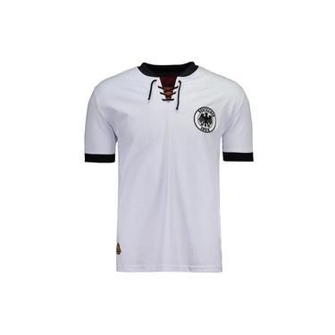 Camisa Alemanha Ocidental Retrô 1954