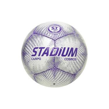 Bola Futebol Campo Stadium Cosmos II IX Microfibra Costurada a Mão