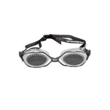 f29d3000b Óculos De Natação X-Float Transparente Com Fumê Hammerhead
