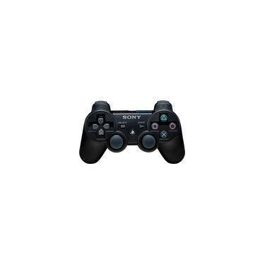 Acessório Controle Dual Shock 3 Preto PS3 - Sony