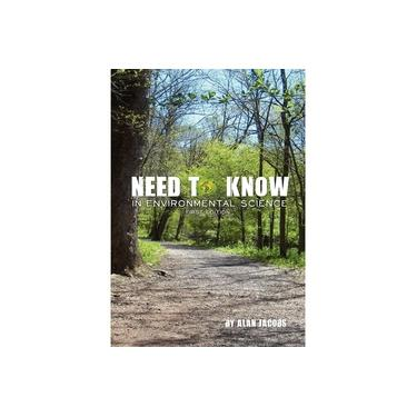 Need to Know - In Environmental Studies