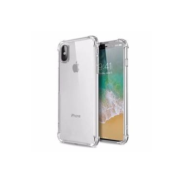 Capa Capinha iPhone X / XS Silicone Anti Shock Transparente