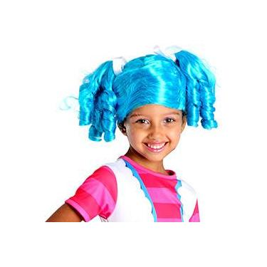 Imagem de Peruca Infantil Lalaloopsy Mittens Fluff - Sulamericana Fantasias
