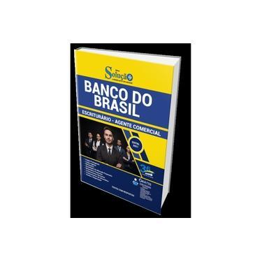 Imagem de Apostila Banco do Brasil 2021 Escriturário Agente Comercial