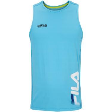 Imagem de Camiseta Regata Masculina Fila Run GO TO Mars Fila Masculino