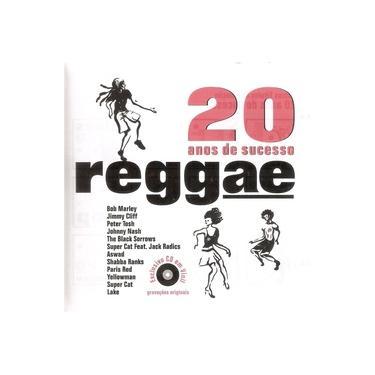 Imagem de Cd Reggae - 20 Anos De Sucesso