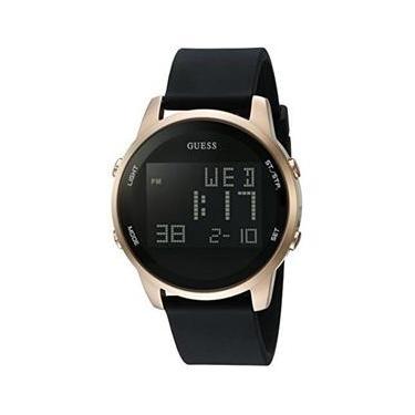 09bf2290c10 Relógio Feminino Guess U0787G2 Dourado Digital