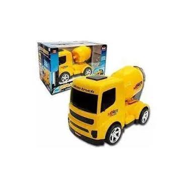 Caminhao Falcon Truck Betoneira Usual Brinquedos Ref 180