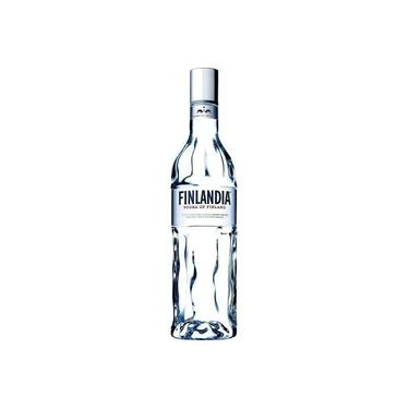 Vodka Finlandesa Finlandia - 1 Litro