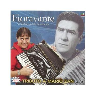 Imagem de CD - Fioravante - Tributo a Mario Zan