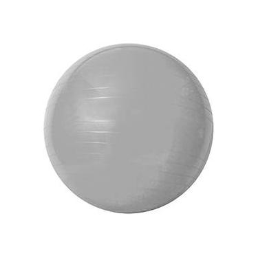c37377c17a Gym Ball c  Bomba de Ar 55cm Prata - Acte Sports