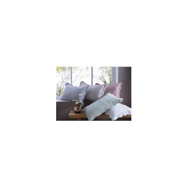 Imagem de Kit 02 Portas Travesseiro Color Art Milão Arabesco Cinza Corttex