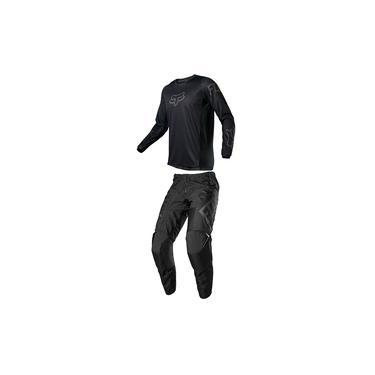 Conjunto Calça e Camisa Fox 180 Revn