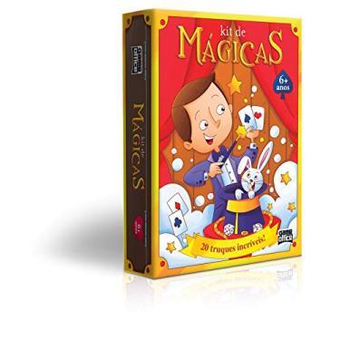 Kit De Mágica Toyster Brinquedos