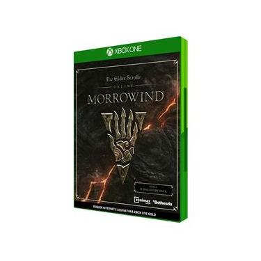 The Elder Scrolls Online Morrowind Xbox One Lacrado