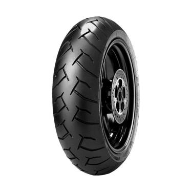 Pneu De Moto Pirelli Aro 13 Diablo Scooter 150/70-13 64S Tl - Traseiro