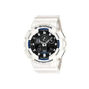 d4d5ea26d60 Relógio de Pulso Masculino Casio Analógico Digital Resina ...