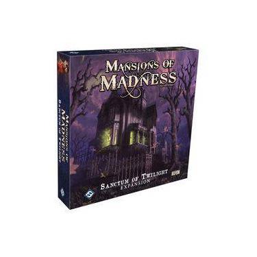 Jogo Mansions Of Madness Expansão Santuário Do Crepúsculo Galapagos