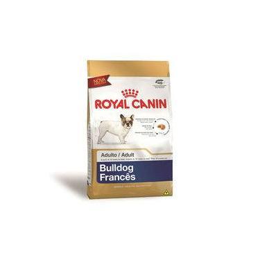 Ração Royal Canin Bulldog Francês - Cães Adultos - 7,5kg