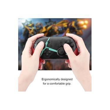 Sem fio Bluetooth Pro Controller Gamepad Splatoon Joypad para Nintendo Switch
