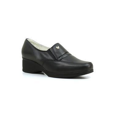 Sapato Feminino Fiero Manchester Forrado em lã sintética Ref.:611