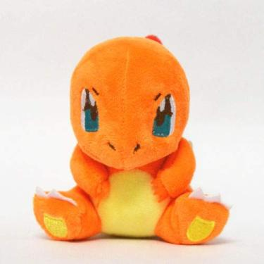 Imagem de Boneco Pelucia Game Anime Pokemon Go Charmander