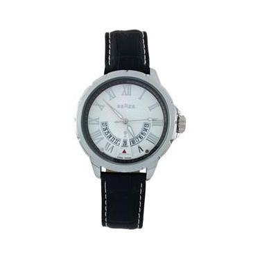 f0bf0957fb6 Relógio Masculino Analógico Social Berze BT164 Branco