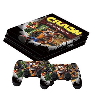 Skin PS4 Pro Crash Bandicoot