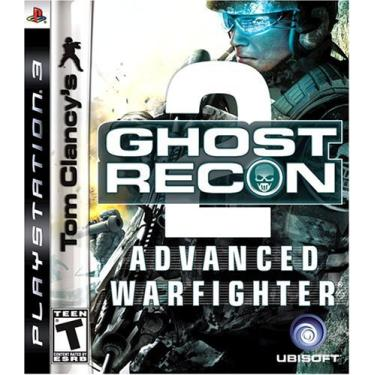 Jogo Tom Clancy's: Ghost Recon Advanced Warfighter 2 - Ps3