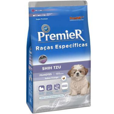 Ração Premier Pet Raças Específicas Shih Tzu Filhote - 2,5 Kg