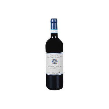 Vinho Italiano Mauro Molino Barbera D'alba Doc 2014 750ml