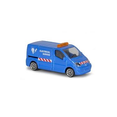 Imagem de Veiculo Em Miniatura Majorette City Renault Trafic 239B
