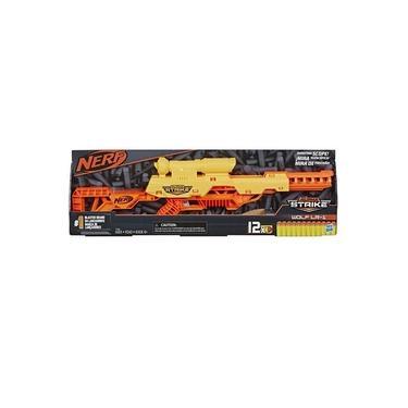 Lançador NERF ALPHA Strike WOLF Hasbro E7568 14625